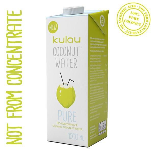 Apa de cocos pure bio 1000 ml