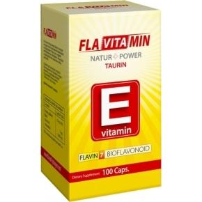 Vitamina E cu Taurina