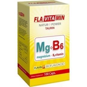 Magneziu cu Vitamina B6 si Taurina