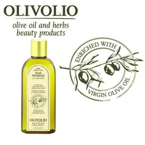 Olivolio - Sampon pentru toate tipurile de par
