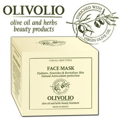 Olivolio - Masca pentru fata