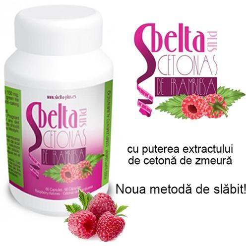 Sbelta Plus Cetonas de Frambuesa