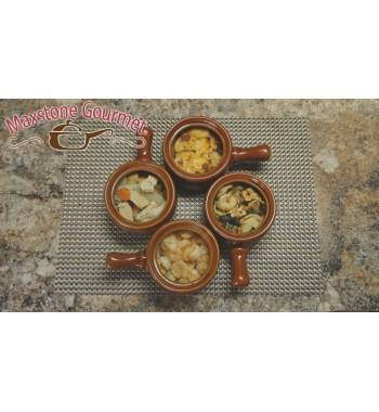 Maxstone Gourmet cooker - oala de gatit din ceramica pentru cuptorul cu microunde