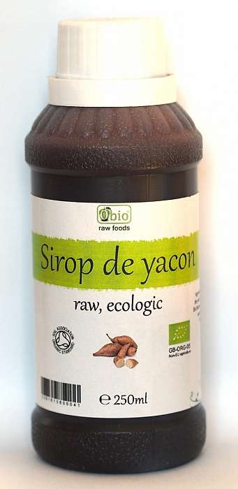 SIROP DE YACON 250ML