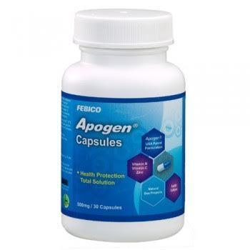 Apogen Capsule Stimulator natural a imunitatii 30cps