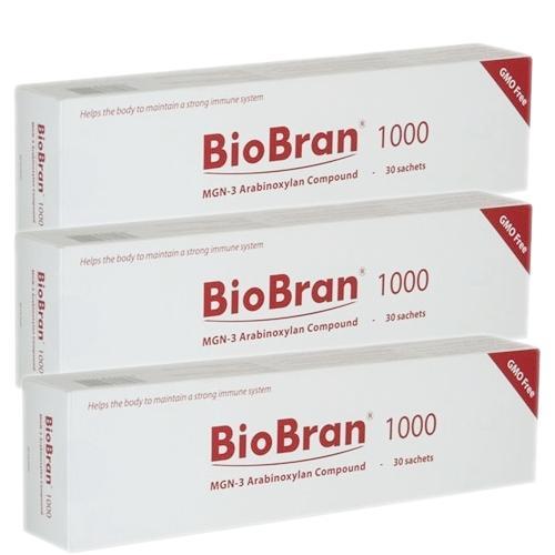 BioBran 1000 - 45 zile