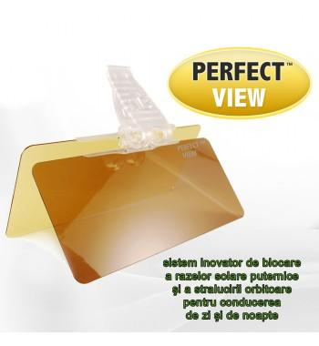 Perfect View - sistem de blocare a razelor solare - Parasolar