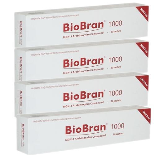 BioBran 1000 - 60 zile
