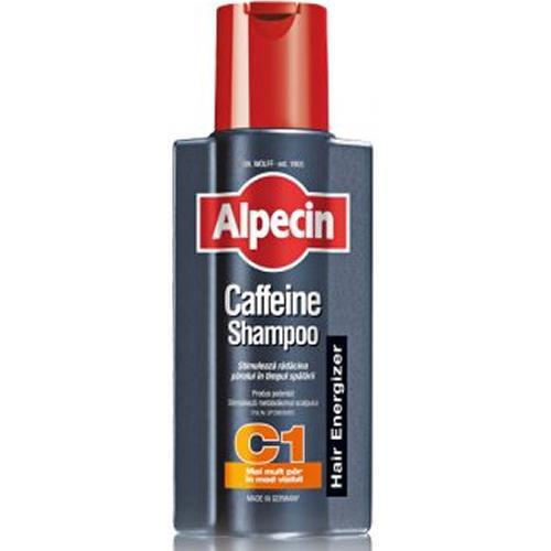 Alpecin Caffeine Shampoo - Stimuleaza cresterea parului