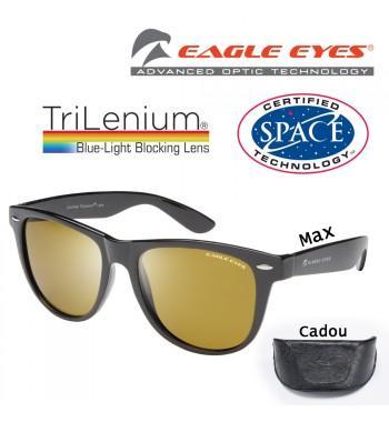 Eagle Eyes Max - ochelarii de soare cu lentile TriLenium Polarizate, pentru femei