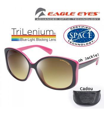 Eagle Eyes Oh Jackie - ochelarii de soare cu lentile TriLenium Polarizate, pentru femei