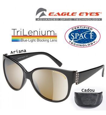 Eagle Eyes Ariana - ochelarii de soare cu lentile TriLenium Polarizate, pentru femei