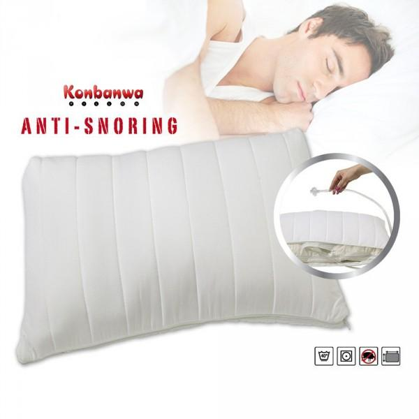 Perna anti-sforait Konbanwa Anti-Snoring Pillow