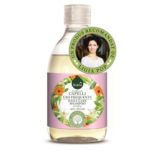 Sampon bio cu ulei de masline si vitamina E