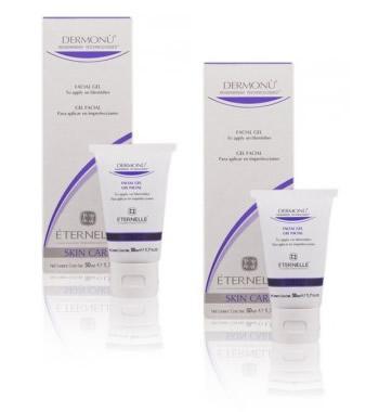 Dermonu - Gel impotriva semnelor lasate de acnee 2 bucati