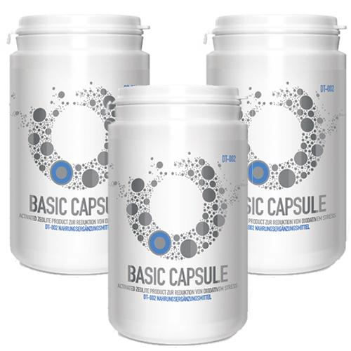 Detoxamin - pachet 3 buc