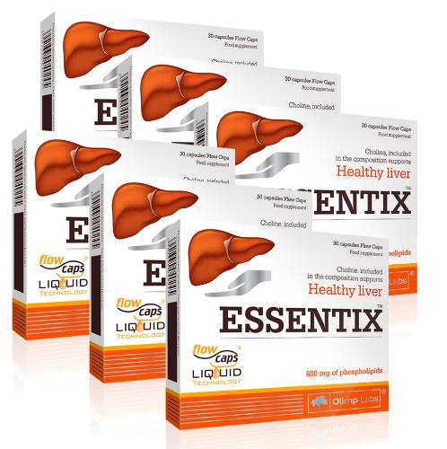 Essentix 6 x 30 cps - 3 luni