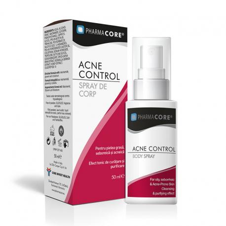 Spray de corp Acne Control Pharmacore