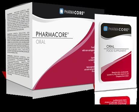 Supliment Oral Acne Control Pharmacore 30 plicuri X 90 mg