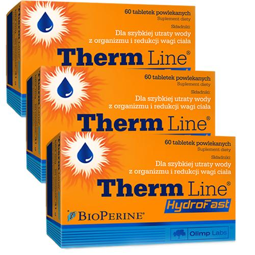 Therm Line Hydrofast - 3 x 60 cps