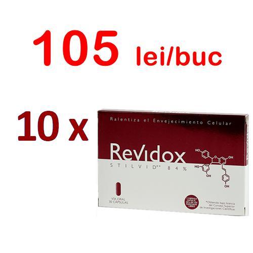 Revidox Pachet 10 buc