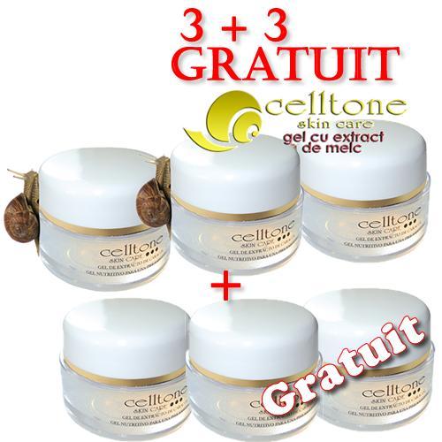 Celltone Pachet 3+3 Gratuit