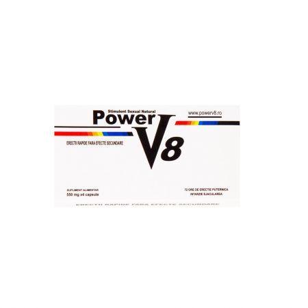 Power V8 17 cps