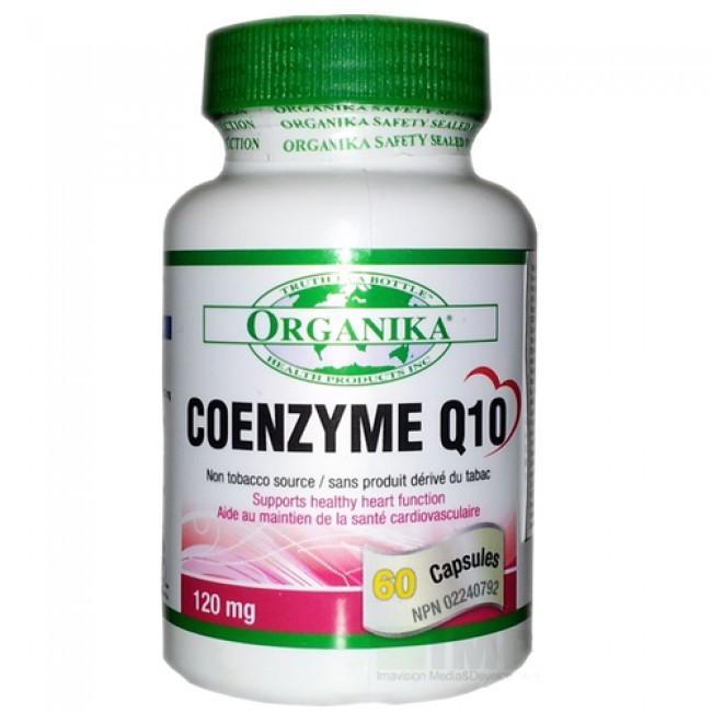 Coenzima Q10 120 mg