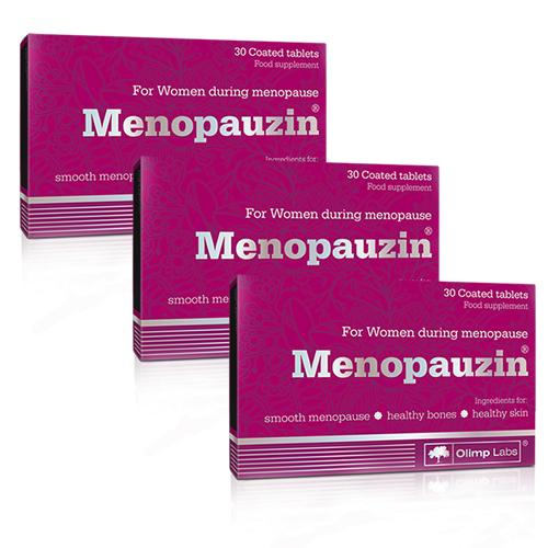 Menopauzin 3 x 30 cps