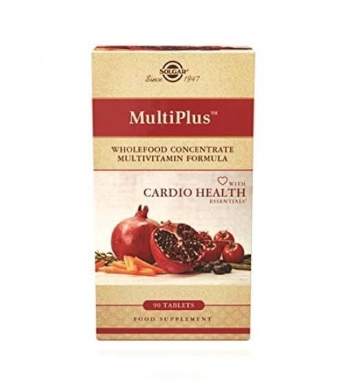 Multi Plus Cardio – SOLGAR
