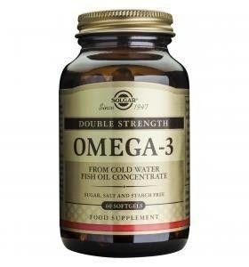 Omega 3 dublu concentrat - SOLGAR