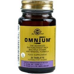 Omnium 30 tablete SOLGAR