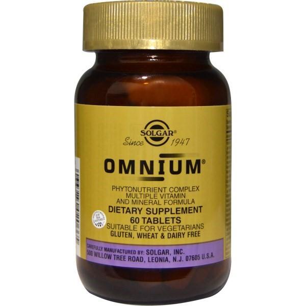 Omnium 60 tablete  – SOLGAR