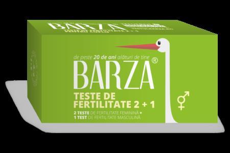 Test Fertilitate Barza