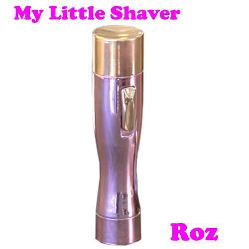 My Little Shaver - Mini aparat de ras electric - Roz