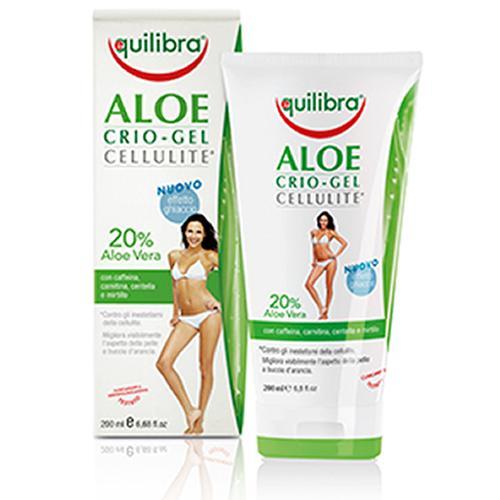 Aloe Crio - Gel anticelulitic Equilibra