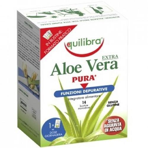 Aloe Vera Extra monodoze - Equilibra