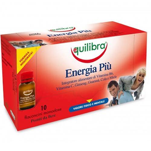 Energia Piu - plus de energie - Equilibra