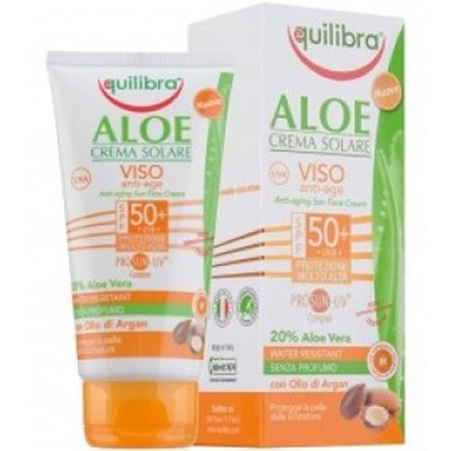 Aloe PRO SUN crema fata SPF 50+
