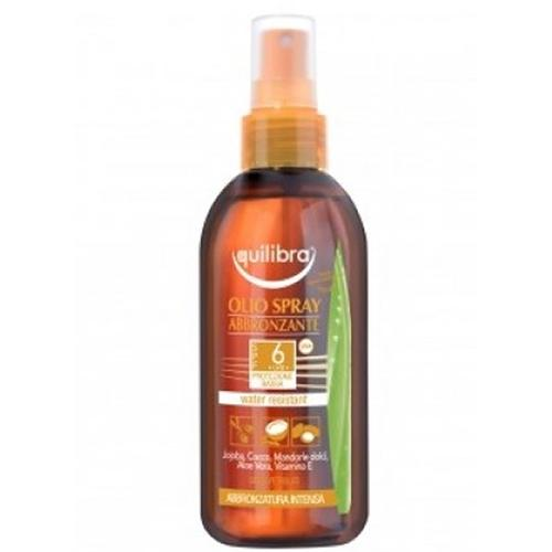 Ulei Bronzant Spray SPF 6