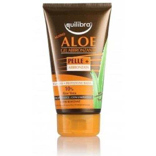Aloe Gel Bronzant SPF 6