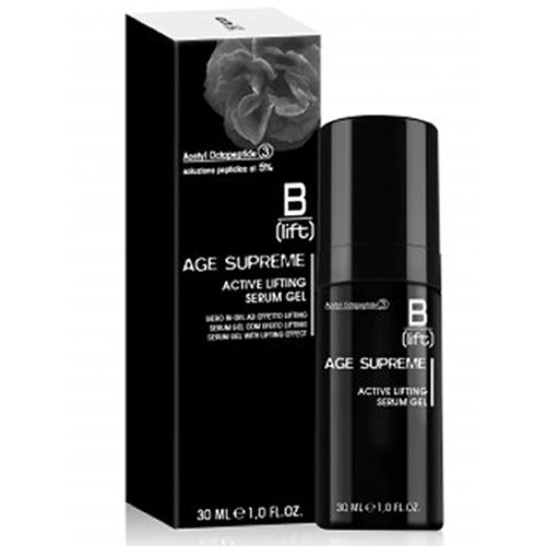 Active lifting serum gel