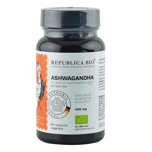 Ashwagandha Republica BIO