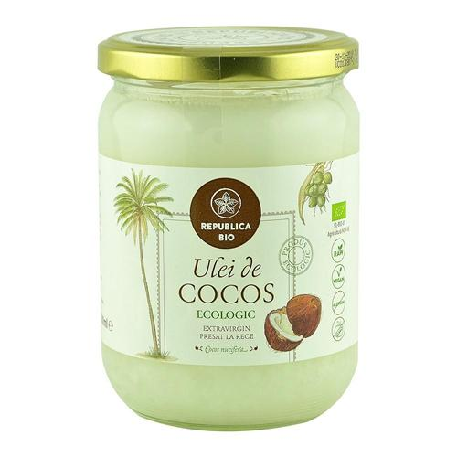 Ulei de cocos Republica BIO 500ml