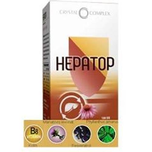Crystal Complex Hepatop 100 cps