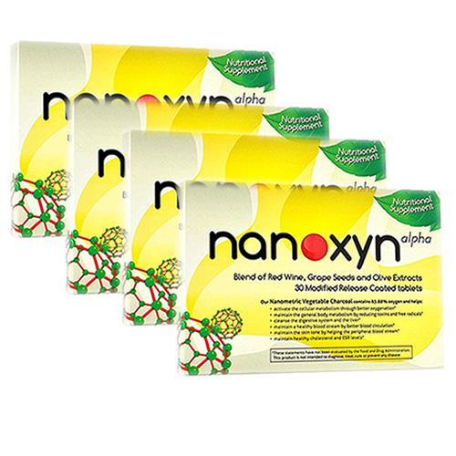 Nanoxyn Alpha Pachet 4 bucati