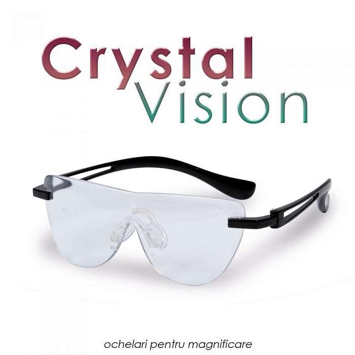 Crystal Vision - Ochelari Pentru Marire 160%