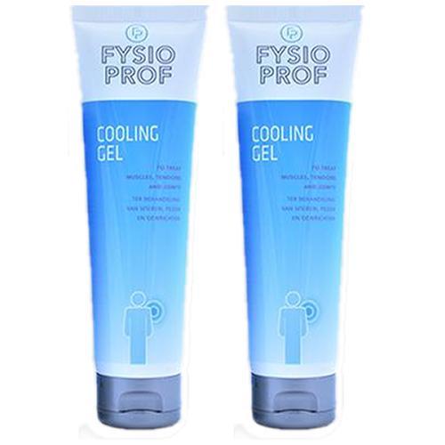 Fysio Prof Cooling Gel - Pachet 2 buc