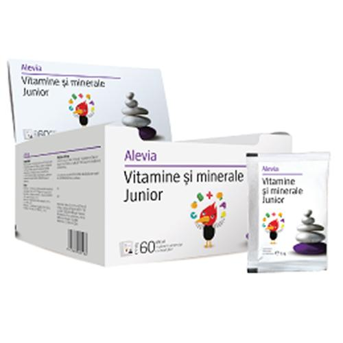 Vitamine si minerale Junior