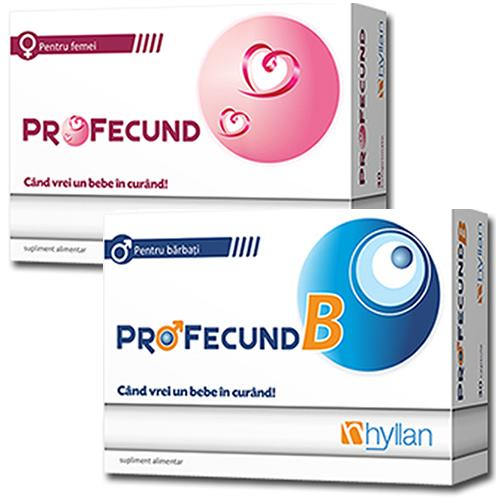 Profecund + Profecund B